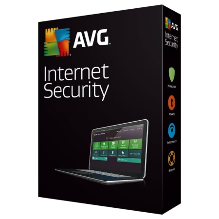AVG Internet Security & Anti Virus 2021